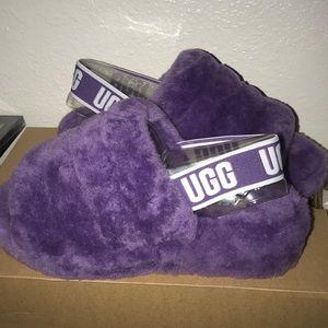 Women's fluff yeah slide!! Uggs